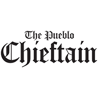 The Pueblo Chieftain logo
