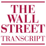 The Wall Street Transcript logo